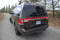 lincoln navigator tail lamps