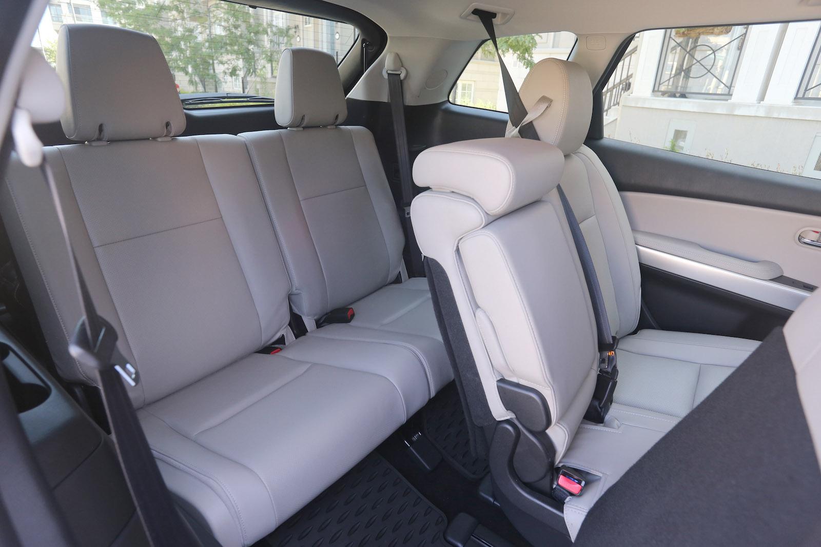Mazda Cx 9 >> Review: 2015 Mazda CX-9 GT   Canadian Auto Review