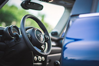 mini cooper s steering wheel