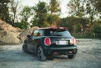 2015 mini john cooper works green