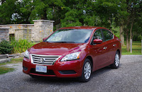 2015 nissan sentra canadiana review