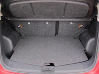 2015 nissan versa note cargo trunk area