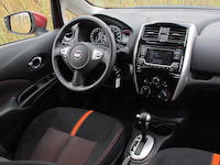 2015 nissan versa note sr dashboard seats interior
