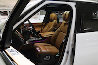 range rover lwb autobiography front seats leather