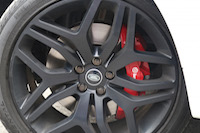 range rover sport 22 inch stealth package rims