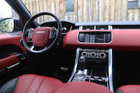 range rover sport red 2015
