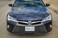 2015 toyota camry xle grill