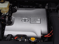 toyota highlander hybrid synergy drive engine