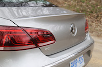 volkswagen cc rear led xenon