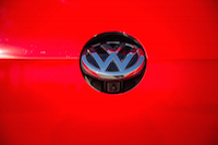 volkswagen golf gti rear view camera