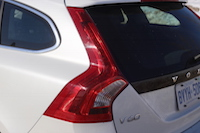 volvo v60 t5 drive-e tail lamps