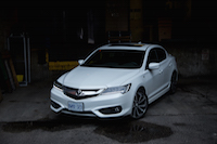 2016 acura ilx a-spec white paint