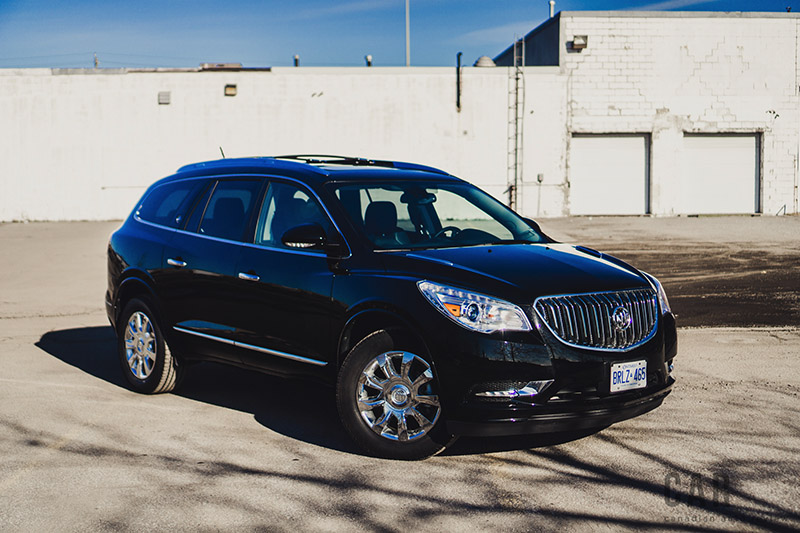 new 2016 enclave review