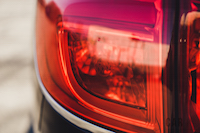 enclave rear lights