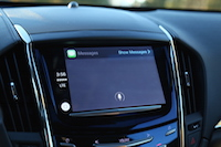 apple carplay messages cadillac