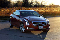 cadillac ats red obsession