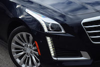 new cadillac cts headlights