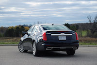 2016 cadillac cts all wheel drive