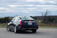 new cadillac cts review