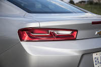 2016 Chevrolet Camaro 2LT rear taillights
