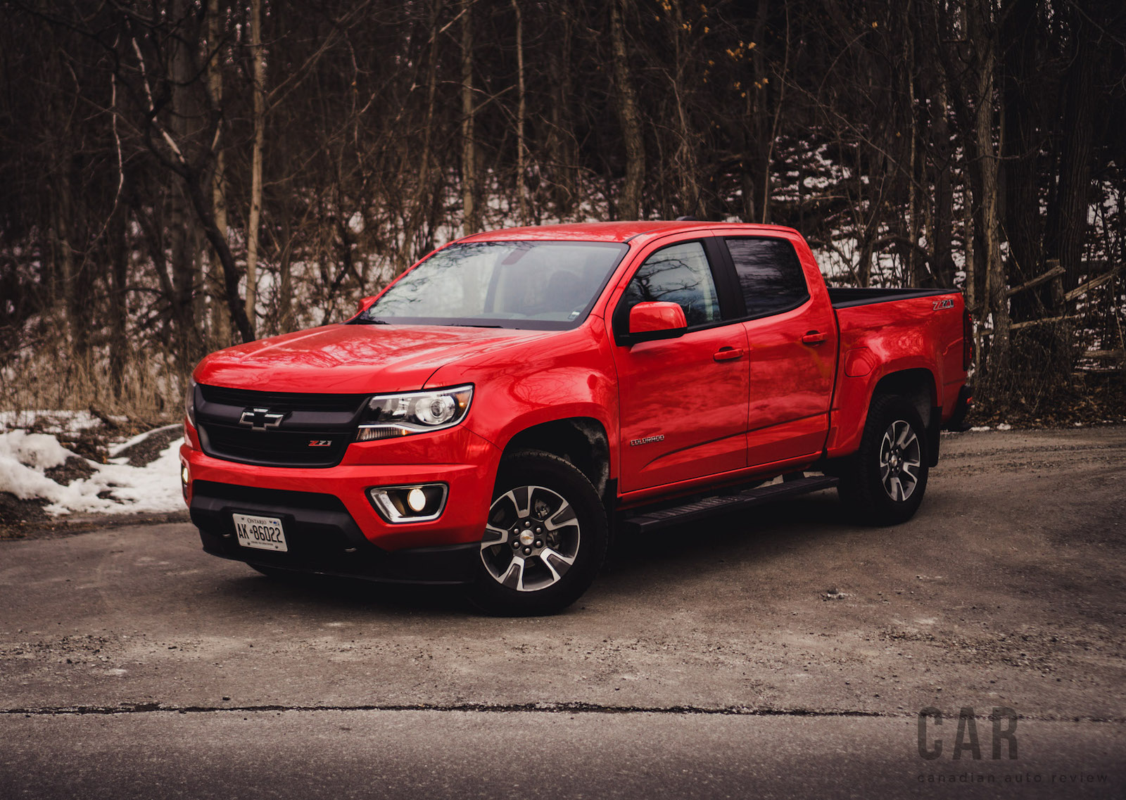 review 2016 chevrolet colorado z71 canadian auto review. Black Bedroom Furniture Sets. Home Design Ideas
