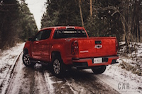 2016 colorado red