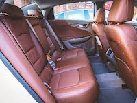 rear seats brown leather