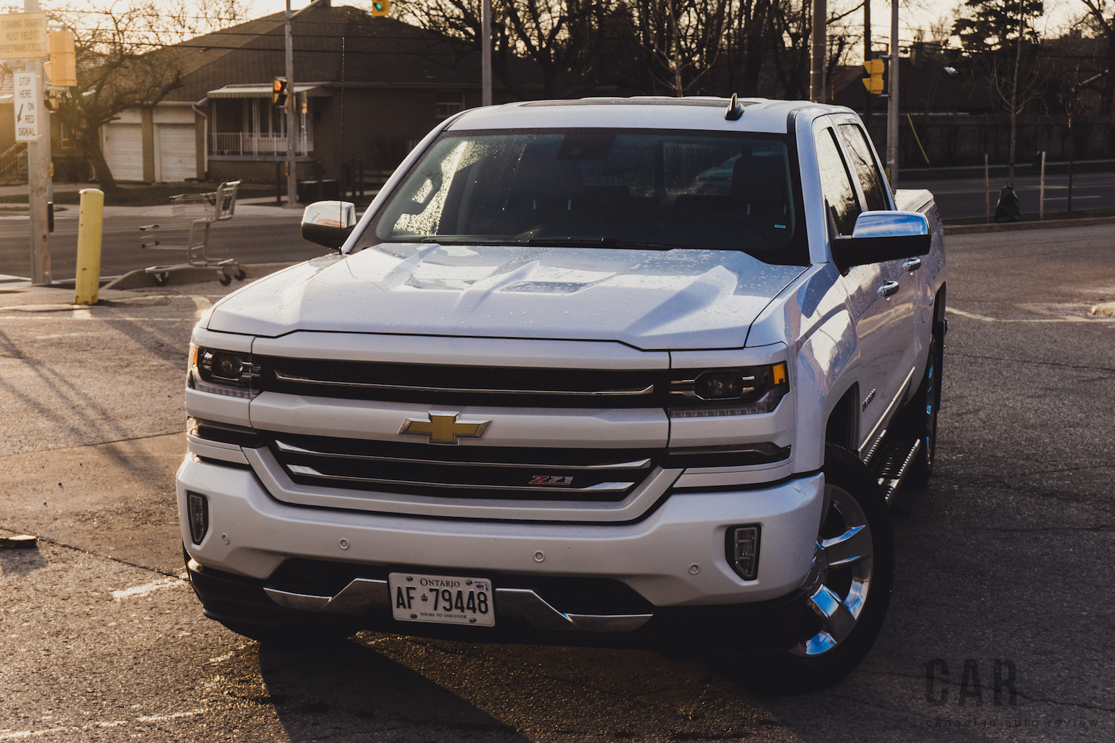 review 2016 chevrolet silverado z71 canadian auto review. Black Bedroom Furniture Sets. Home Design Ideas