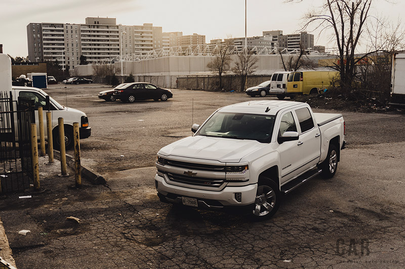 2016 Chevrolet Silverado Z71 Canada Review