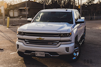 2016 Chevrolet Silverado Z71 canadian truck used new
