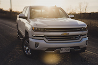 2016 Chevrolet Silverado Z71 sunset