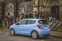 chevrolet spark students