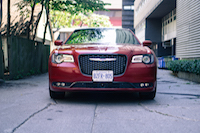 2016 Chrysler 300S new front grill black