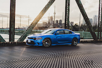 2016 Dodge Charger SRT 392 b5 blue canada