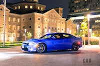 2016 Dodge Charger SRT 392 light painting