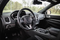 2016 Dodge Durango SXT AWD interior