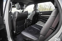 2016 Dodge Durango SXT AWD second row seats