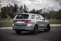 2016 Dodge Durango SXT AWD billet metallic blacktop package
