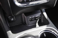 2016 Dodge Durango SXT AWD usb sd card outlet