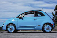 2016 Fiat 500 1957 Edition full review