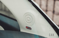 Fiat 500 1957 Edition beats audio system