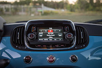 2016 Fiat 500 Abarth Manual new uconnect infotainment system