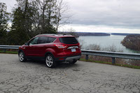 new ford escape review