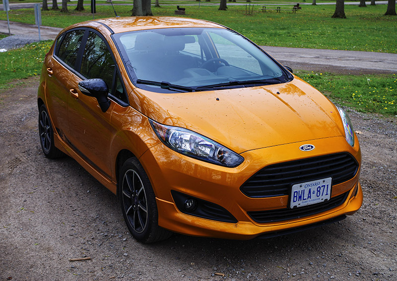 2016 Ford Fiesta SE Canada Review