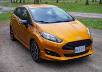 2016 Ford Fiesta SE 5 door hatch