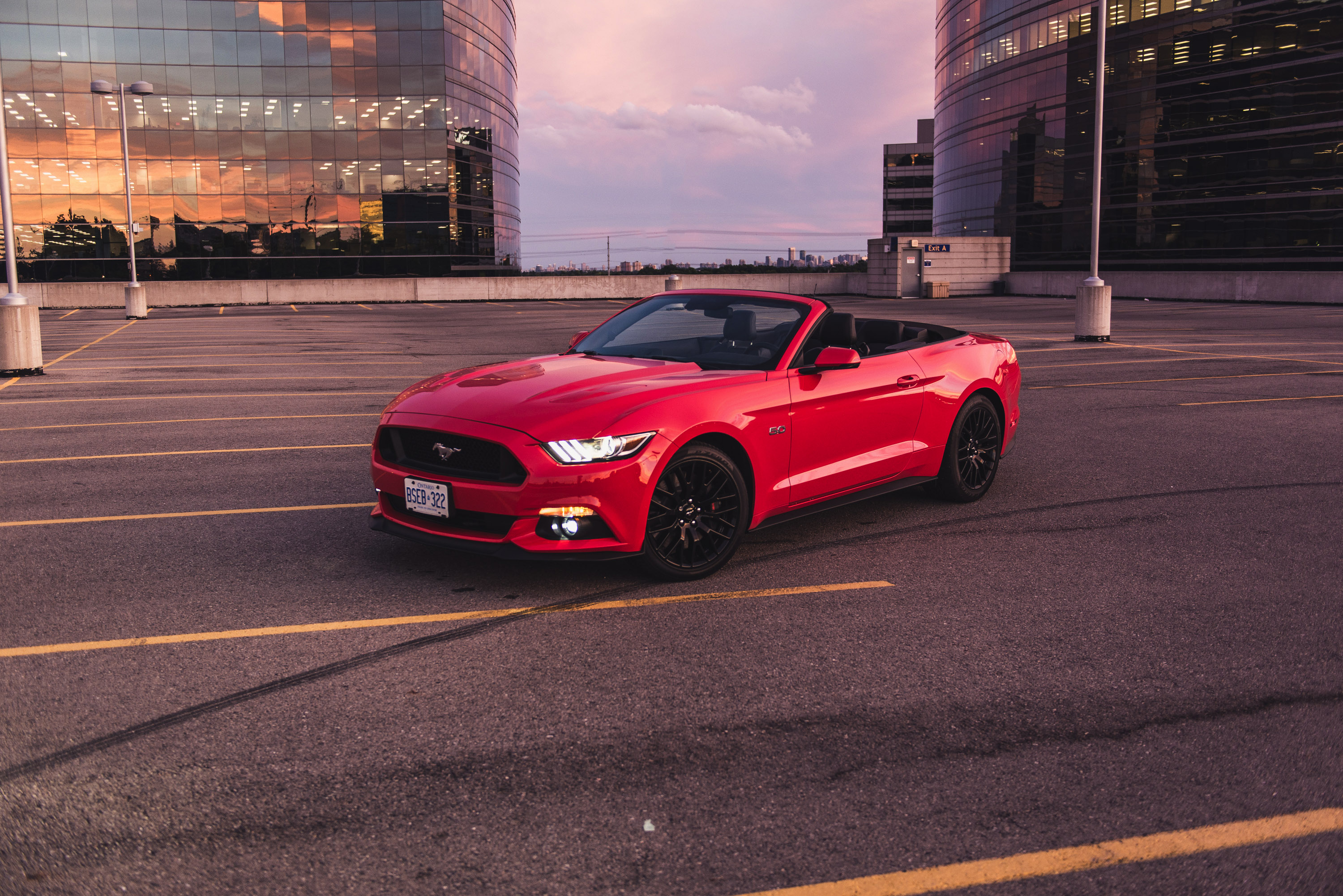Original Review 2016 Ford Mustang GT Convertible  Canadian Auto