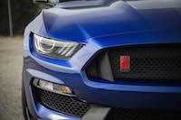 2016 Ford Shelby GT350R front badge