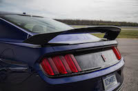 2016 Ford Shelby GT350R rear spoiler huge