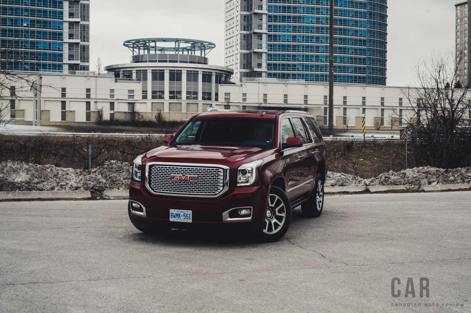 review 2016 gmc yukon denali canadian auto review. Black Bedroom Furniture Sets. Home Design Ideas