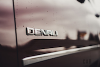 denali badge